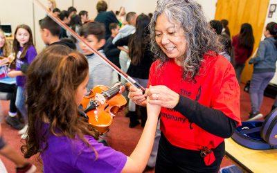 Education Outreach Concert Spring 2022